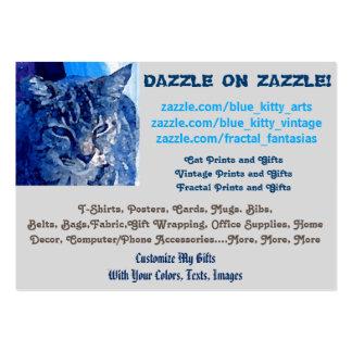 Beställnings- visitkort för Zazzle lagerbefordran