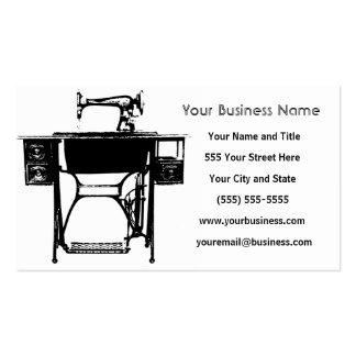 Beställnings- visitkortar - Seamstress/skräddare Set Av Standard Visitkort
