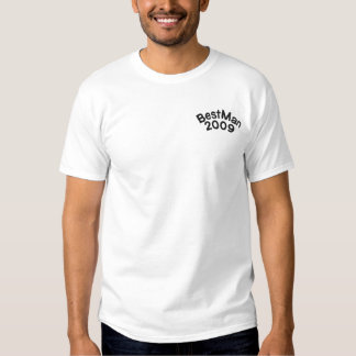 BestMan Broderad T-shirt