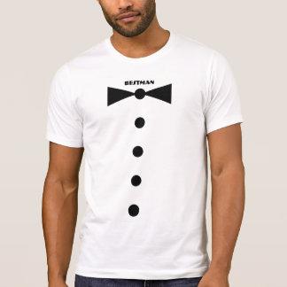 BestMan skjorta - flugaT-tröja Tee Shirts