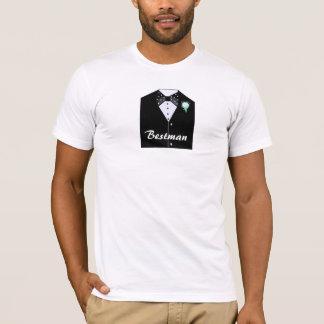 Bestman svart smoking t shirts
