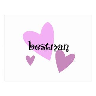 Bestman Vykort