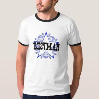 Bestman western blåttT-tröja Tröjor