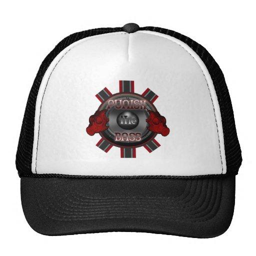 BESTRAFFA den BAS- DnB dubDubstep hardstylen DJ Baseball Hat