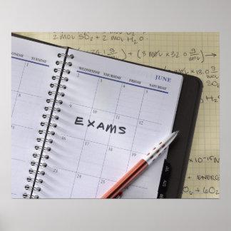 Beteckningssystem i kalender print