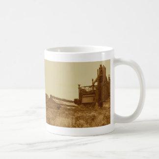 Bethlehem Steel sepia-tonar Kaffemugg