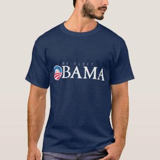 BETRÄFFANDE-utvald president Obama 2012 (den mörka Tröjor