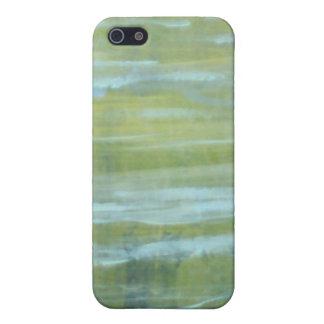 Bevattnar reflexioner iPhone 5 cover