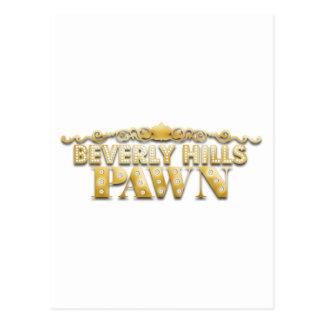 Beverly Hills pantsätter Vykort