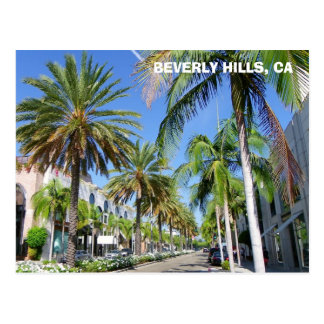 Beverly Hills RodeoDr. Vykort! Vykort