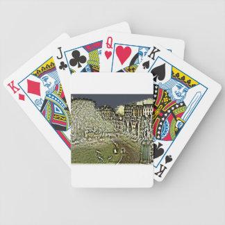 Bevingad jGibne för lagarbadEngland konst snap-118 Spel Kort