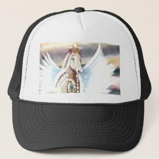 Bevingad Pegasus CricketDiane konst & design Keps