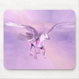 Bevingad Unicorn MousePad Musmatta