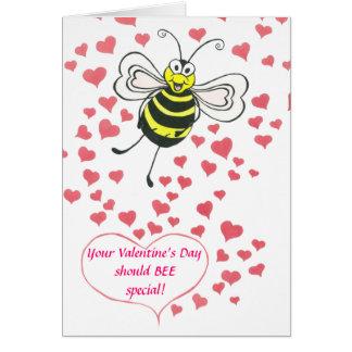 BI - valentin dag - kort