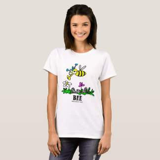 Bi vid Lorenzo kvinna T-tröja T-shirt
