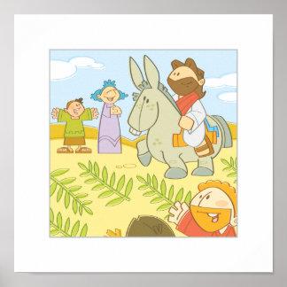 """Bibelkonst 12 x 12"""", poster"""