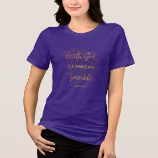 BibelVerseT-tröja - kristna skjortor Tröjor