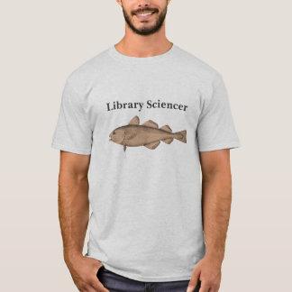 Bibliotek Sciencer med torsk Tröja