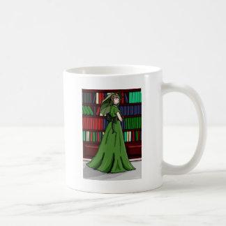 Bibliotekarien Kaffemugg