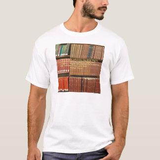 Bibliotekarier är det omstörtande citationstecknet tröjor