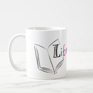 Bibliotekaries Teakopp Kaffemugg