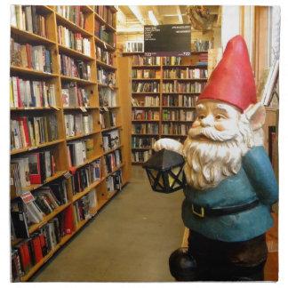 BibliotekGnome mig Tygservett