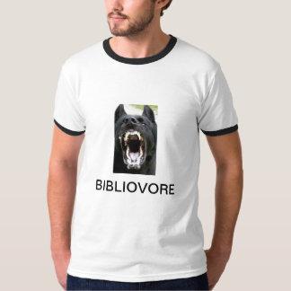 BIBLIOVORE-T-TRÖJABOKAR TSHIRTS