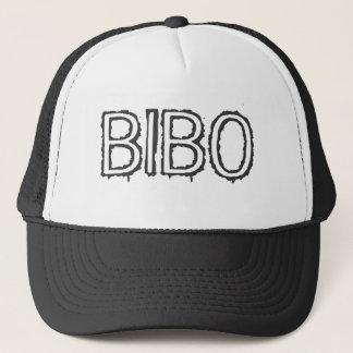 """BIBO - """"öl in, öl ut """", Truckerkeps"""