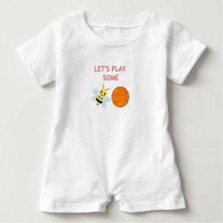 BibollRomper Tee Shirt