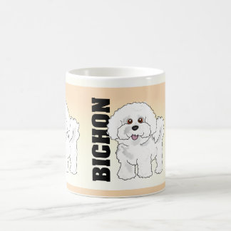 Bichon Frise Kaffemugg