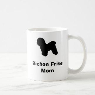 """""""Bichon Frise mamma"""" mugg"""
