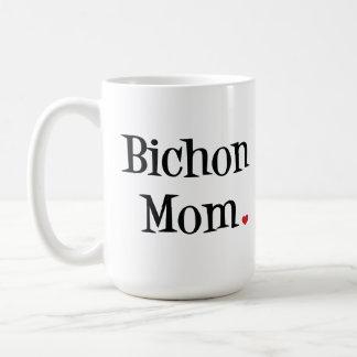 Bichon mammamugg kaffemugg