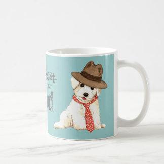 Bichon pappa kaffemugg