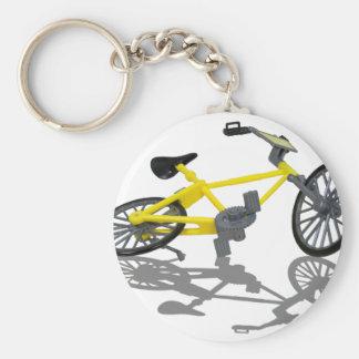 BicycleViewFromBelow112010 Rund Nyckelring