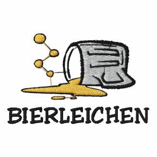 """BIERLEICHEN """"broderat öllik"""" Polo Tröja"""