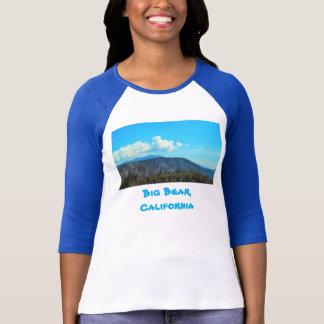 Big Bear Kalifornien skjorta Tee
