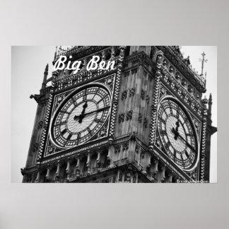 Big Ben - Poster