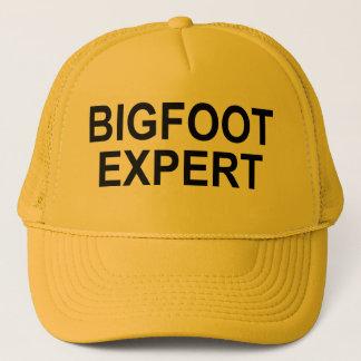 """""""Bigfoot sakkunnig"""" hatt Truckerkeps"""