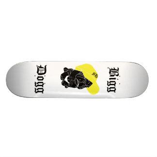 """""""BiggDogg """", Skateboard Bräda 21,5 Cm"""