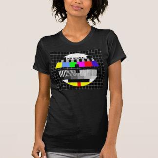 bigstockphoto_Blank_Tv_-_ som ÄR INGEN SIGNALERAR Tee Shirt