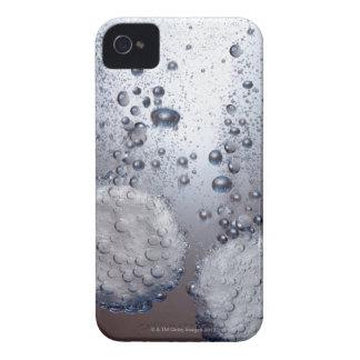 Bikarbonat av sodavattentablets i vatten iPhone 4 fodraler