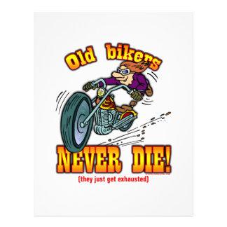 Biker Reklamblad