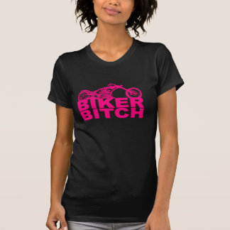Bikerskjorta Tee Shirt