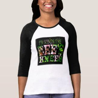 BiknäHalva-Sleeve skjorta T Shirts