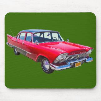 Bil 1958 för antikvitet för Plymouth Musmatta