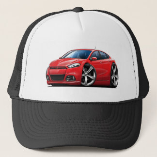 Bil för pil för 2013 fint röd keps