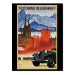 Bila i Tyskland Vykort