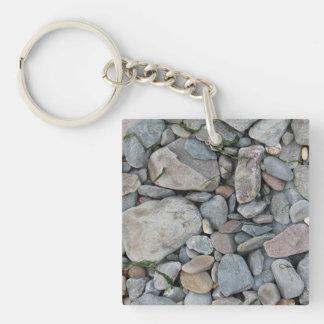 Bild av stenar på en beach.