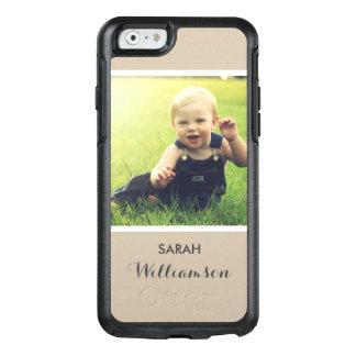 Bild för familjungebaby med namn - beställnings- OtterBox iPhone 6/6s skal