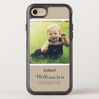 Bild för familjungebaby med namn - foto OtterBox symmetry iPhone 7 skal